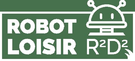 Logo Robot loisir R2D2